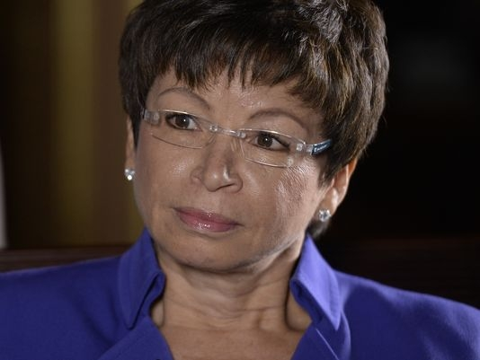Valerie Jarrett responds to Roseanne Barr: The tone starts with the president