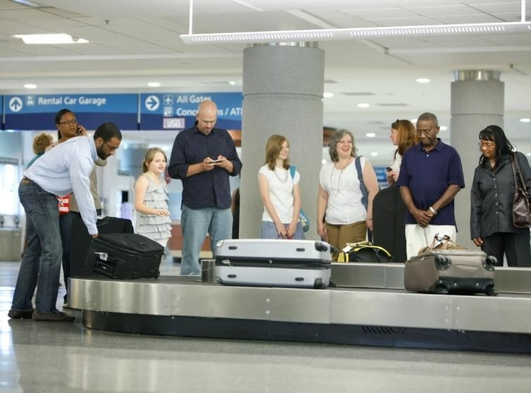 Ensure your suitcase comes out first at baggage claim with this simple travel hack