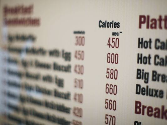 Calorie labeling for menus disrespects eaters and food