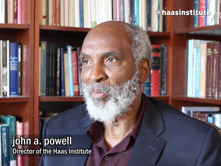 Race, Racism and Otherness: A Conversation with john a. powell