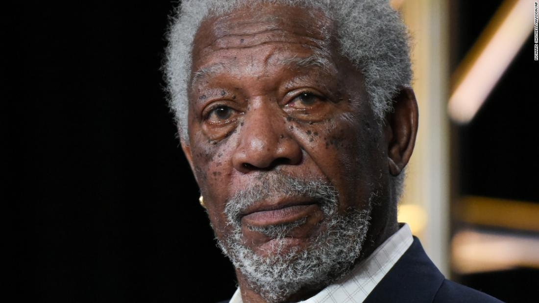 Morgan Freeman Releases New Statement On Allegations