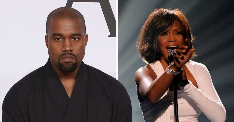 Whitney Houston's Cousin Slams Kanye West for Using Photo of Her Drug-Covered Bathroom