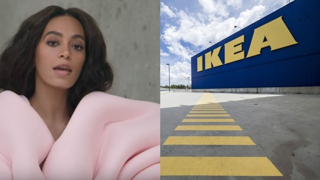 Solange Knowles Has An IKEA Line Coming Out & Twitter Could Not Be More Into It