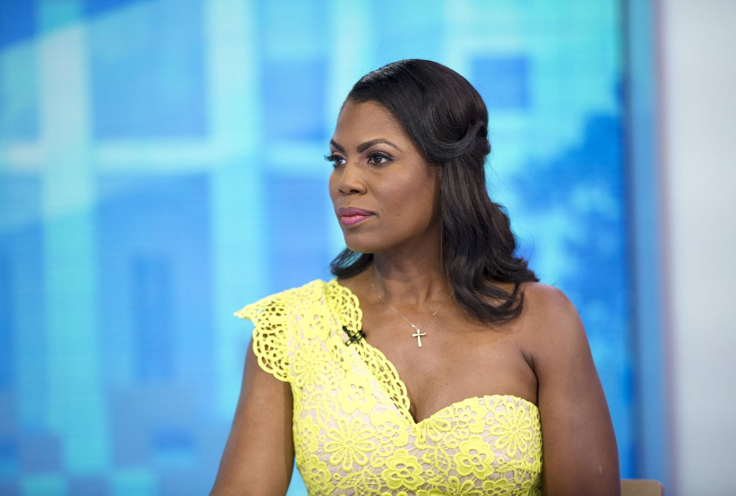 Trump calls Manigault Newman 'that dog' as she continues publicity tour