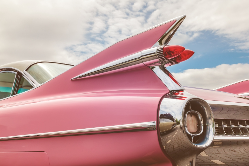 Pink Cadillacs will line the route to Aretha Franklin's funeral as celebrities pay homage