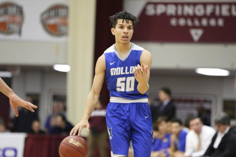 Cole Anthony Brilliant at Stephen Curry's Showcase