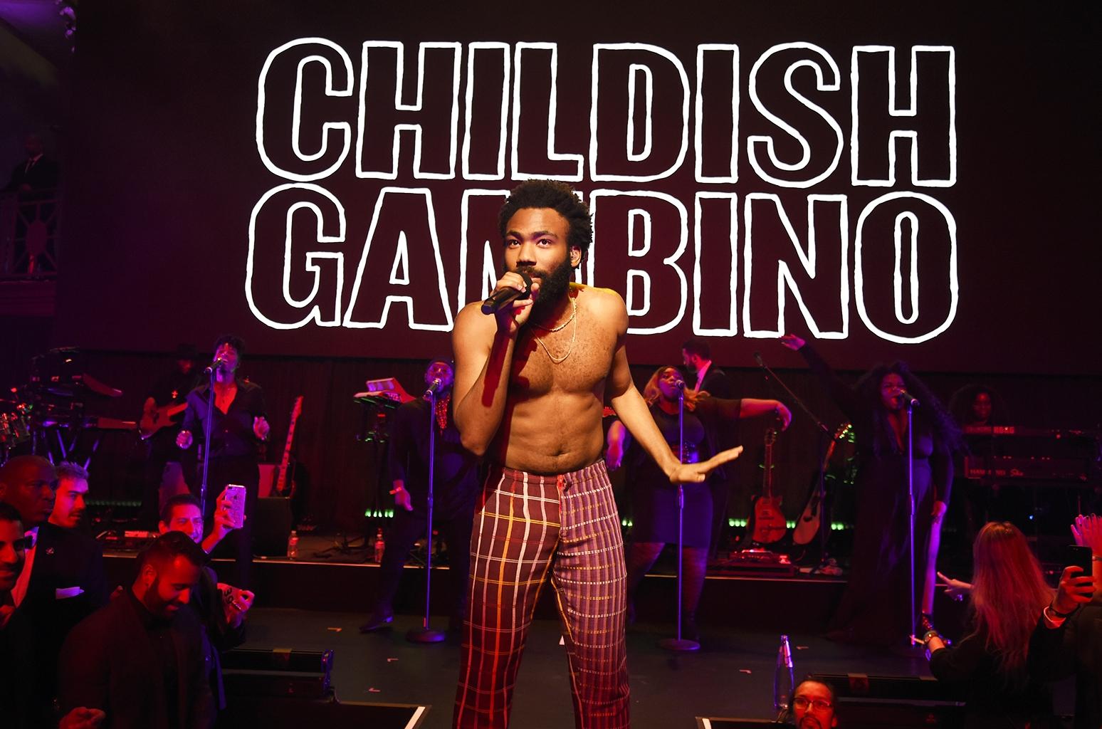 Childish Gambino's 'This Is America' Tour Postponed Due to Injury