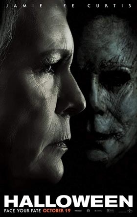 Halloween – In Theaters October 19th