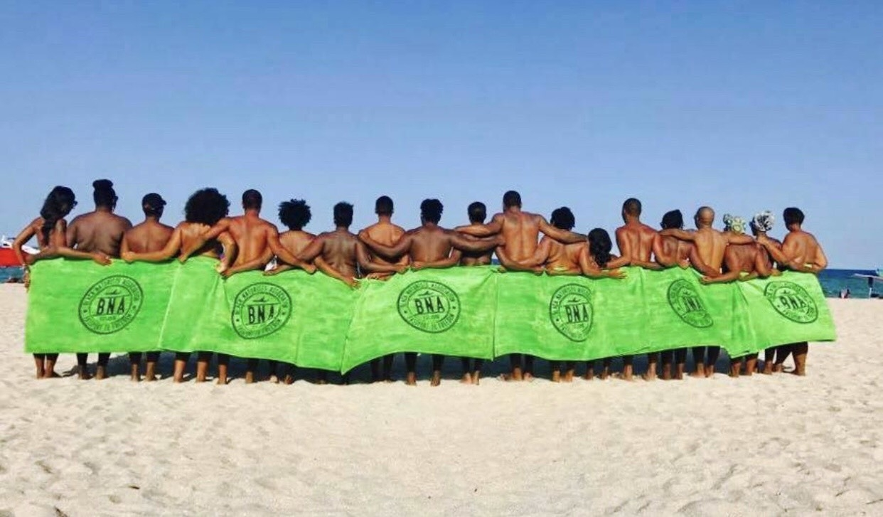 These Friends Started A Black Nudist Travel Company That's Promoting Body Positivity and Self Love