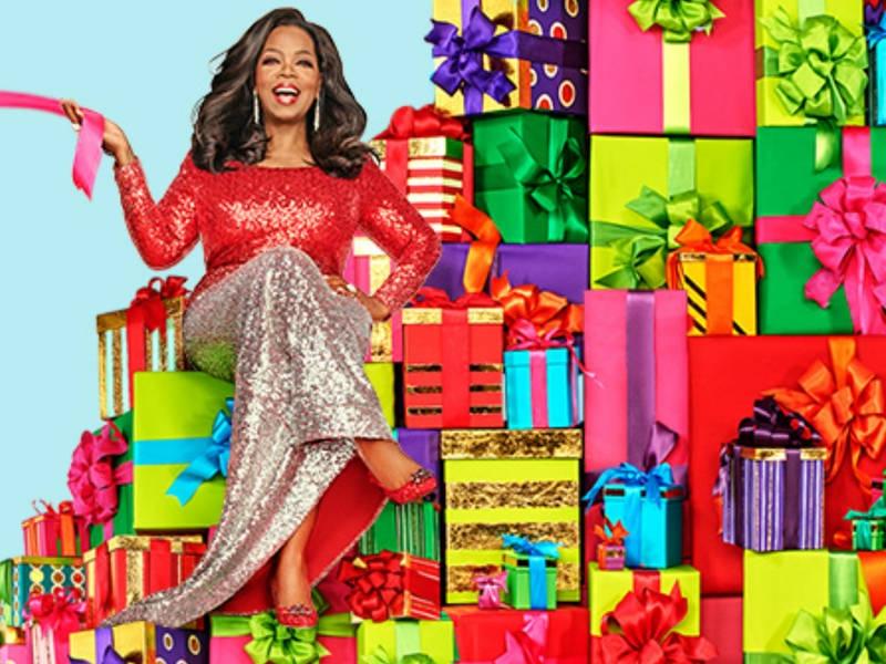 Inside Oprah's Favorite Things 2018 List with Gayle King