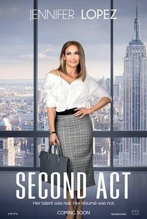 """WIN TICKETS for screening of """"Second Act"""""""