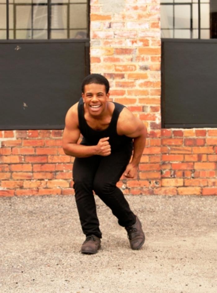 HUB Artist Profile — Actor/Singer/Dancer DeJuan Thompson