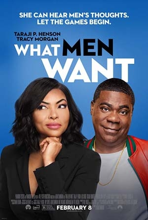 What Men Want – Opening Feb. 8th