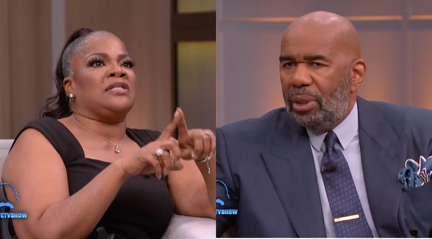 Steve Harvey Reflects on Mo'Nique Argument, Says He Needs to 'Slow Down'