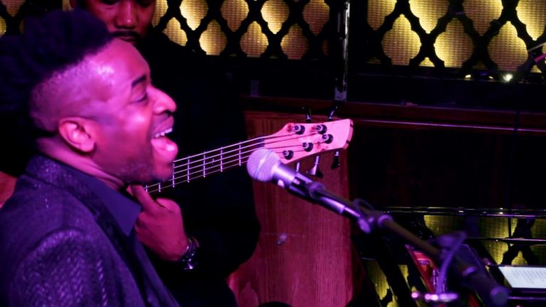 We Shall Overcome – Damien Sneed – Bridge Over Troubled Waters