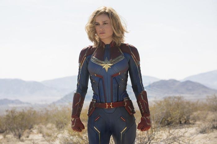Captain Marvel: A Movie Review