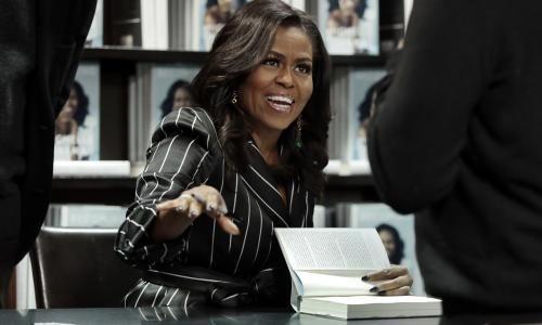 Michelle Obama's memoir sells more than 10m copies