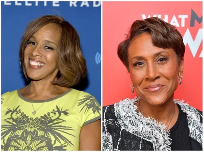 Gayle King says 'all black people don't look alike' after Fox News mix-up with Robin Roberts