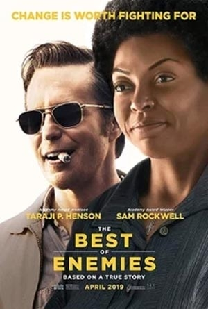 The Best of Enemies, in Theaters April 5th