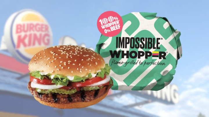 Vegan Impossible Burgers Coming To Burger King Restaurants Nationwide