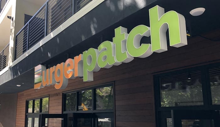 REVIEW Burger Patch (It's Great AND Vegan!)