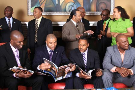 Submit Nominees for 2019 Black Men In Leadership