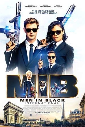 Men in Black: International Opening June 14, 2019