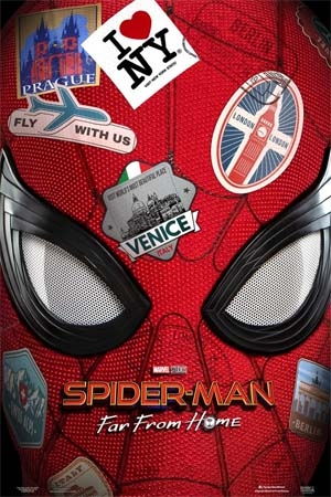 Spider-Man, Far From Home Opening July 2nd