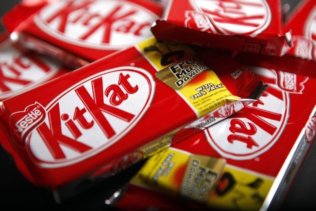 Nestle to sell a chocolate made without added sugar