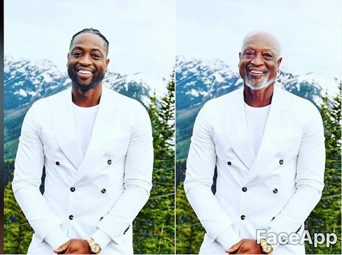 Sports Illustrated: Athletes join FaceApp frenzy with hilarious old age photos