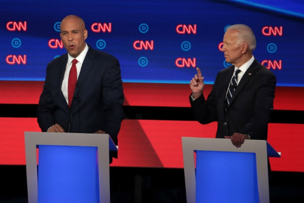 Kool-Aid responds to Cory Booker's comment during Democratic debate