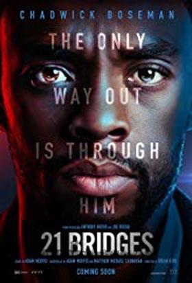 21 Bridges – Release Date November 22nd
