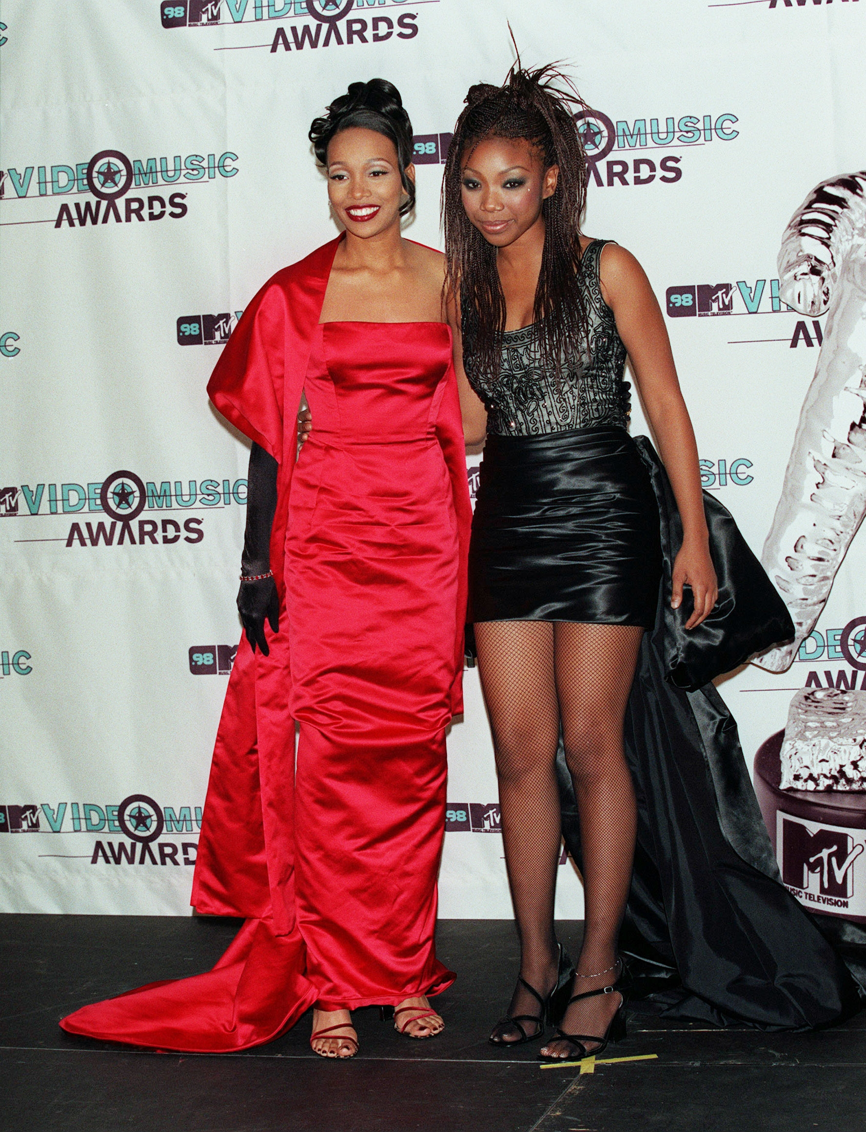 Dallas Austin Confirms Monica Punched Brandy In The Face At The VMAs