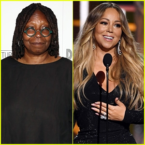 Whoopi Goldberg Under Fire for Comment About Mariah Carey's Body