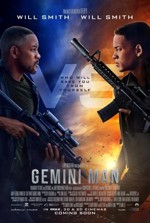 Gemini Man (2019) Opening October 11th