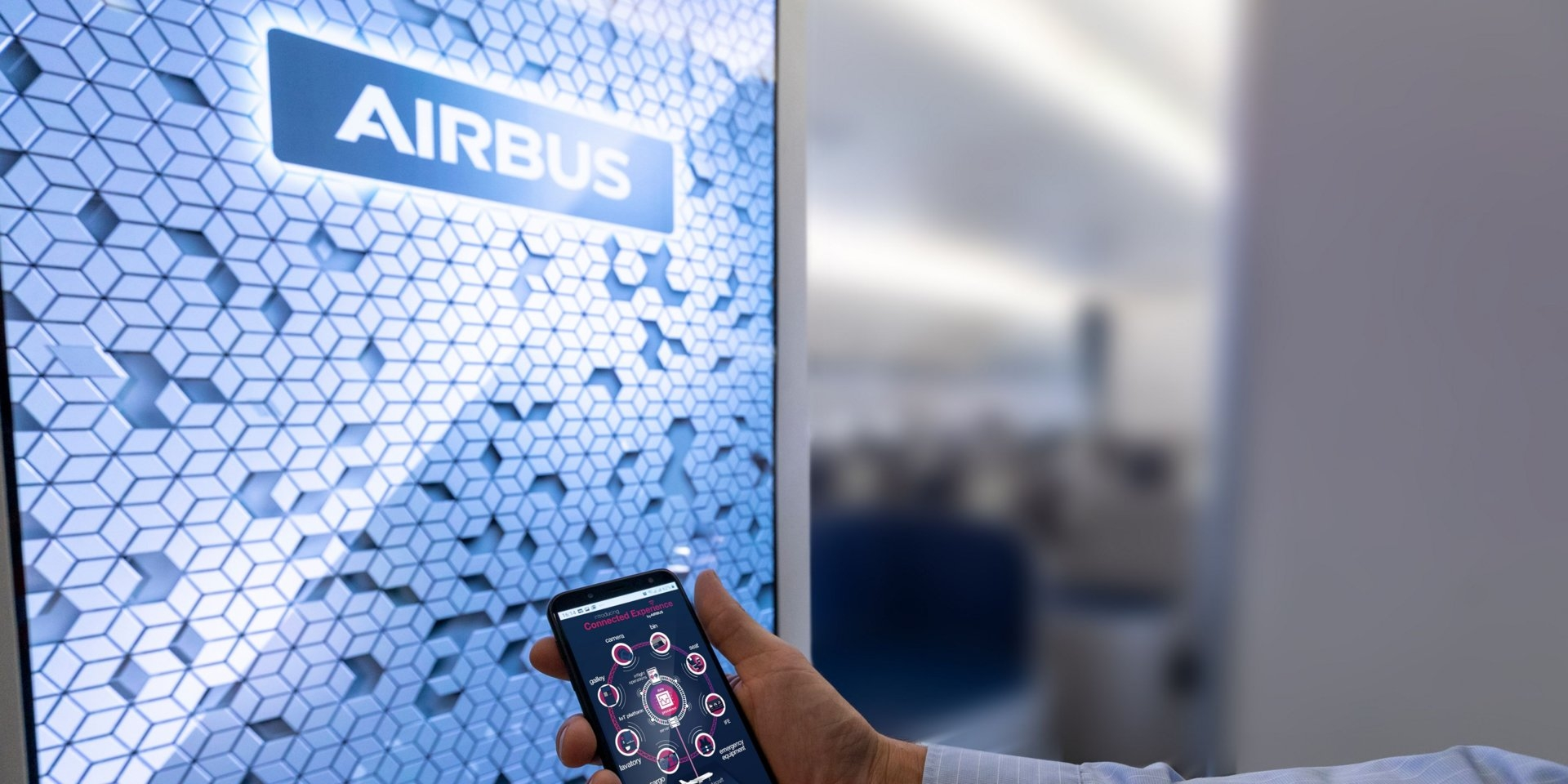 The next generation of aircraft will track your bathroom visits