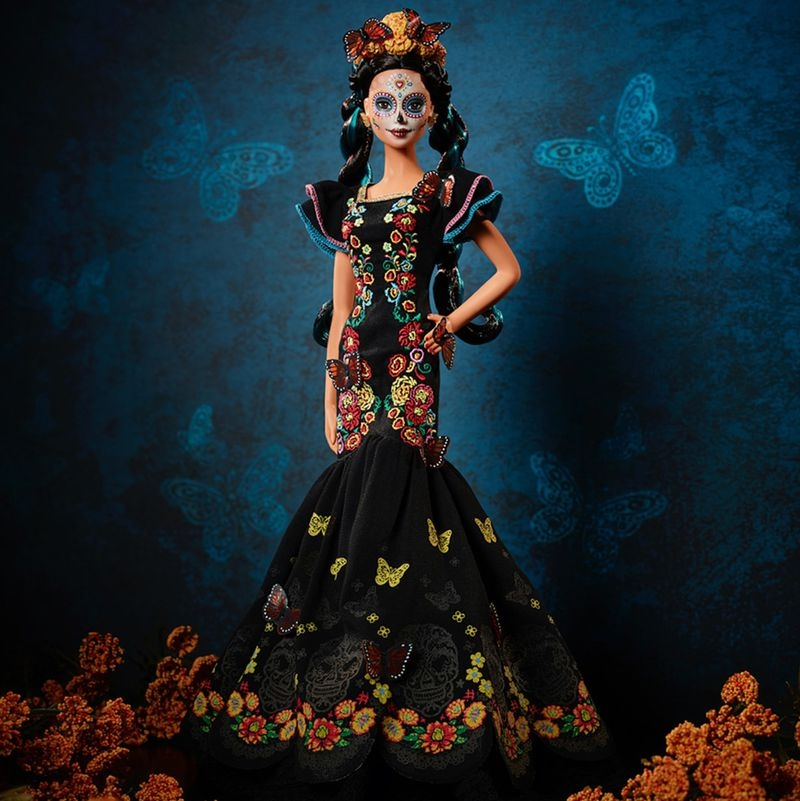 Barbie's new Day of the Dead doll sparks cultural appropriation backlash