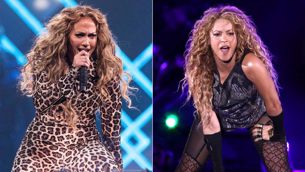 Jennifer Lopez, Shakira to perform at 2020 Super Bowl halftime show