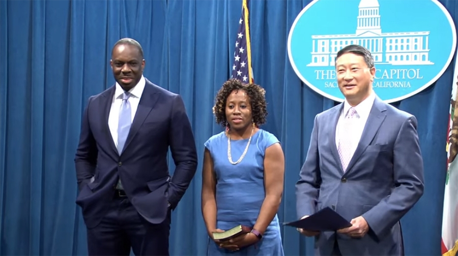 Who's Who in Black Sacramento? New director of Caltrans – Adetokunbo Toks Omishakin