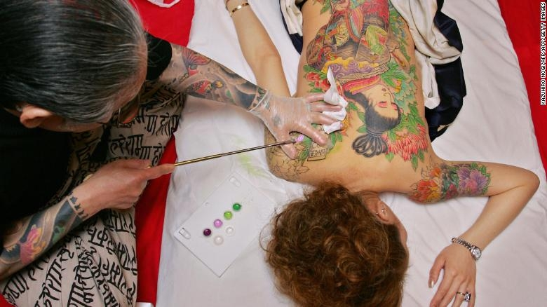 What tattoos really do our bodies' immune systems