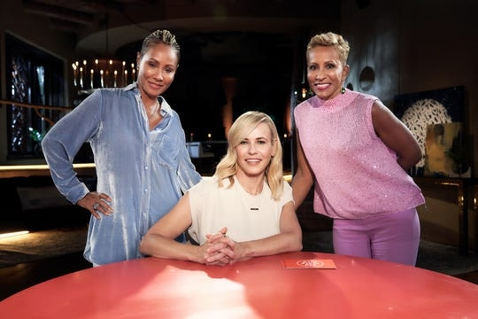 'Red Table Talk': Chelsea Handler says she wouldn't have career without 'white privilege'