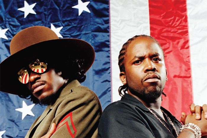 OutKast Among The Nominees For The 2020 Songwriters Hall Of Fame