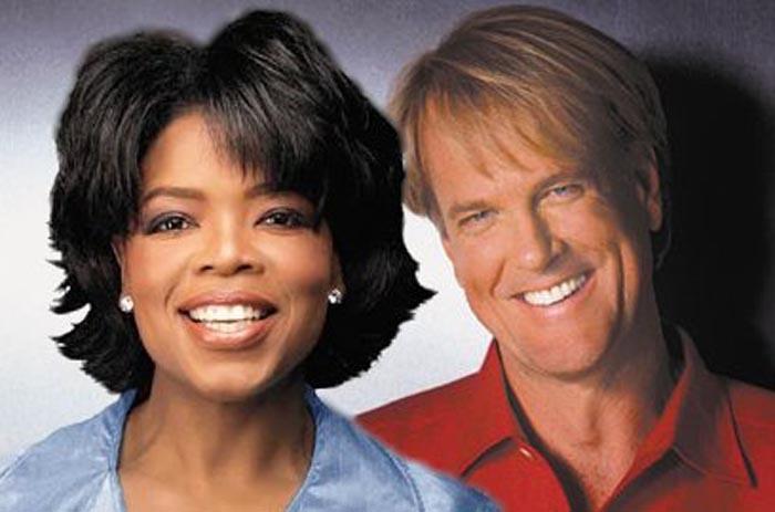 EXCLUSIVE! Meet Oprah's Ex, John Tesh