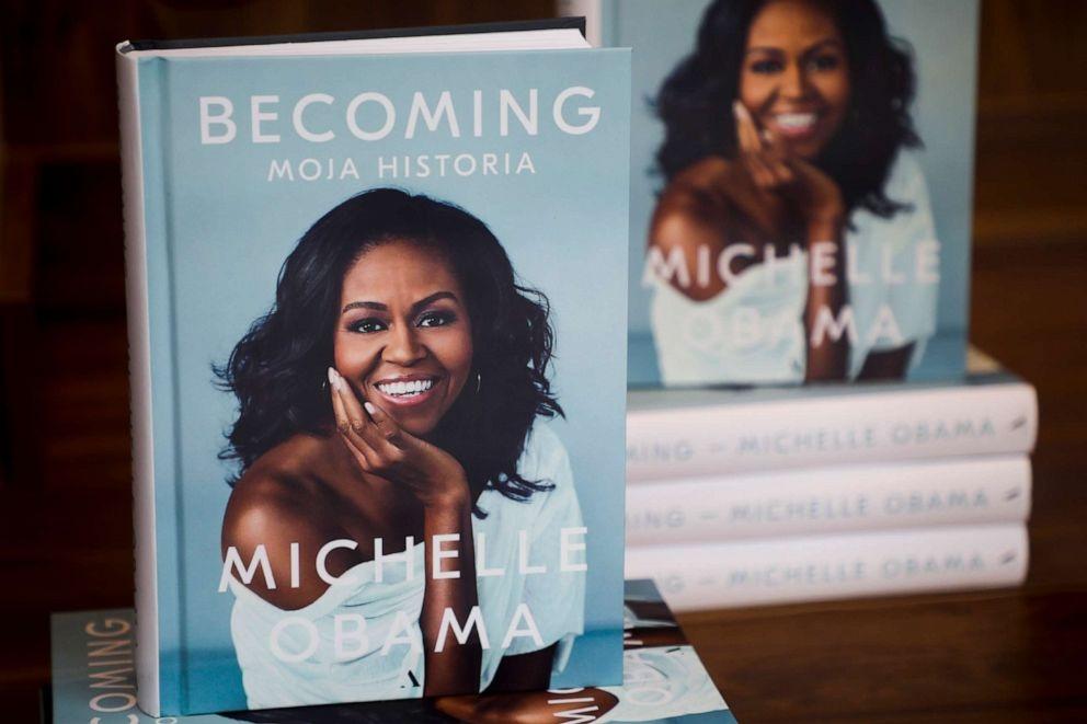 Michelle Obama Receives Grammy Nomination
