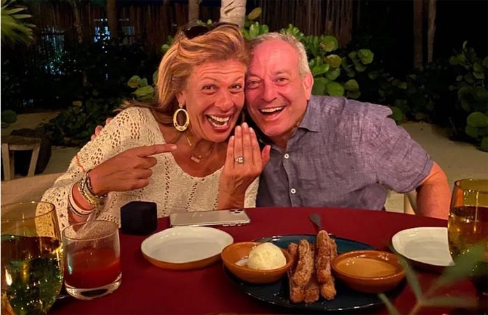 Hoda Kotb and Joel Schiffman Are Engaged!