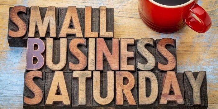Happy Small Business Saturday (and RIP Black Friday?)