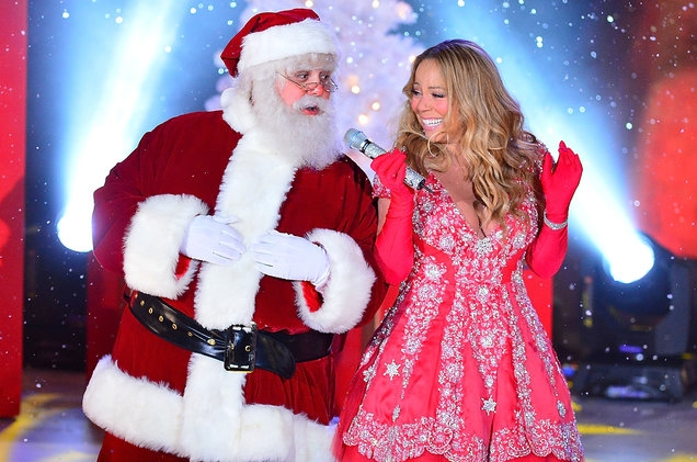 Mariah Carey's 'All I Want for Christmas Is You' Returns to Hot 100