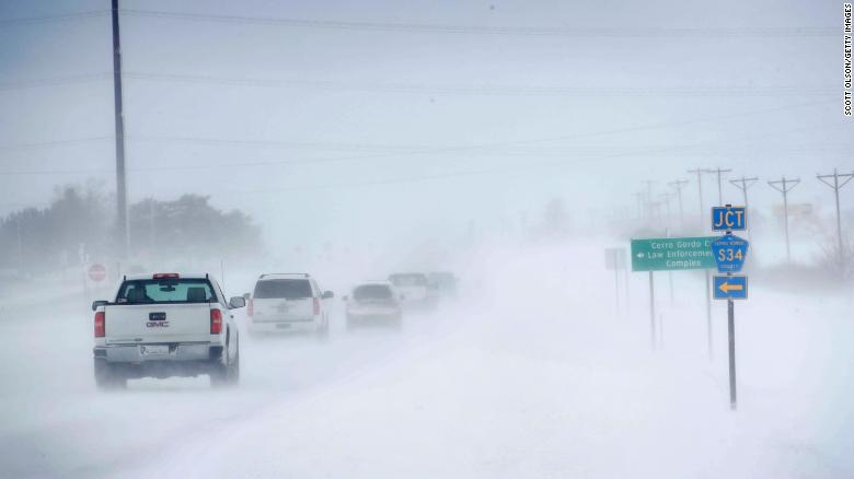 Coast-to-coast storm will dump more rain and snow during weekend travel rush