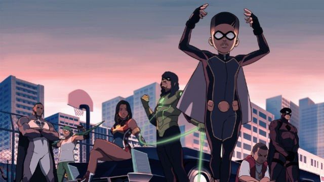'Trill League': Black Superhero Series Produced By 50 Cent In Development At This Streaming Service