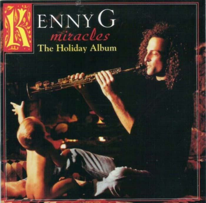 """EXCLUSIVE! Kenny G Remembers """"Miracles: The Holiday Album"""" on its 25th Anniversary"""